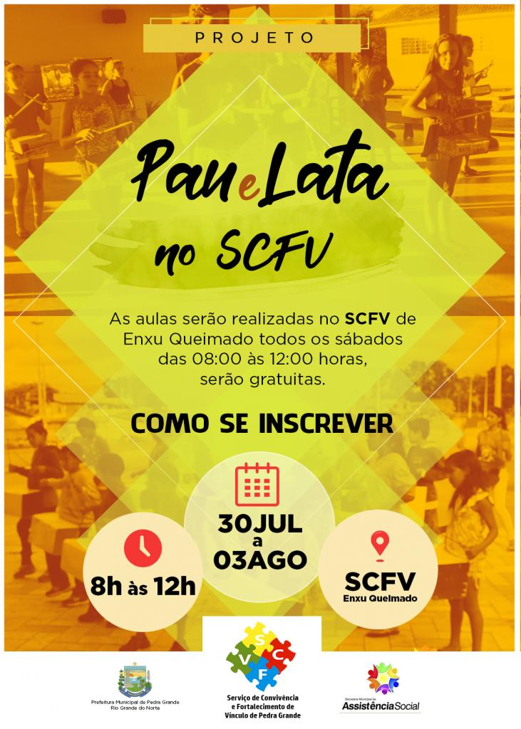 PAU E LATA - PEDRA GRANDE