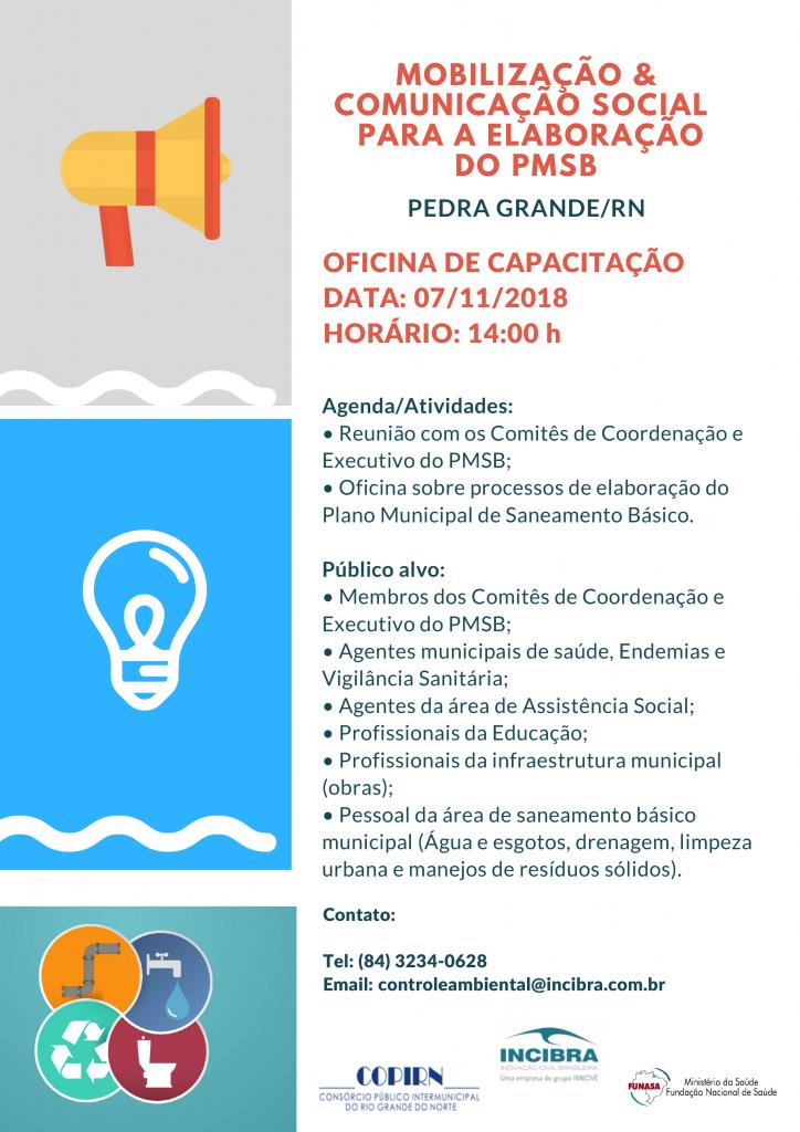 CONVITE - PEDRA GRANDE